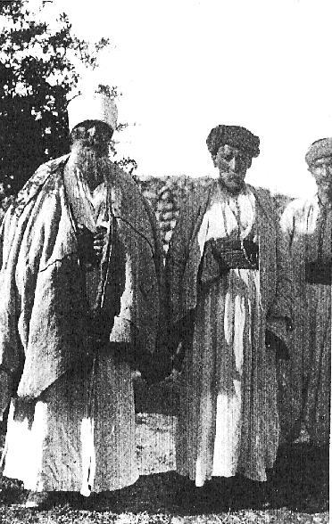 Баве Шейх с Рашидом ибн Садик